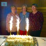 Merci à Jacqueline, Lyse et Eliane